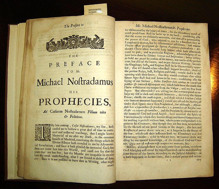 834px-Nostradamus_prophecies