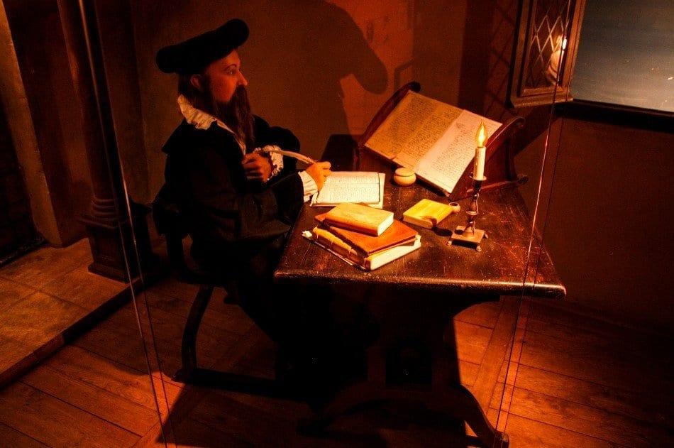 museo di Nostradamus Salon de Provence