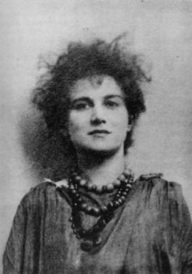 portrait-moina-mathers-mina-bergson