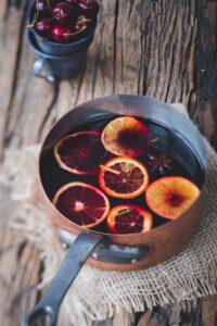 Vin brulè ricette magiche del solstizio