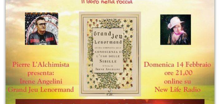 Book Rock - GJL Irene Angelini