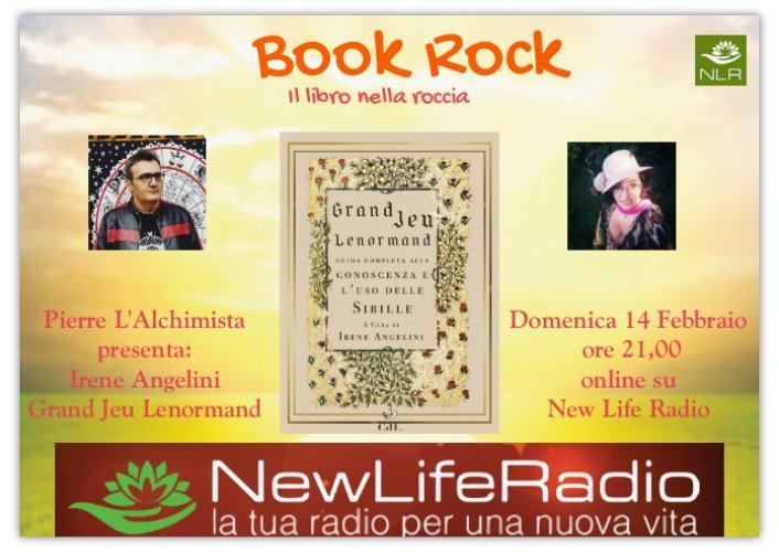Book Rock - GJL Irene Angelini