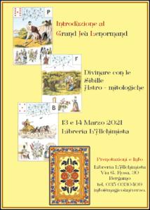 Introduzione al Grand Jeu Lenormand