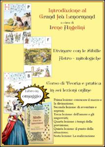 Catalogo seminari di divinazione