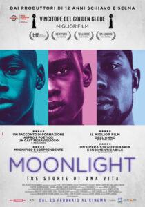 Moonlight film tarocchi e Pryde